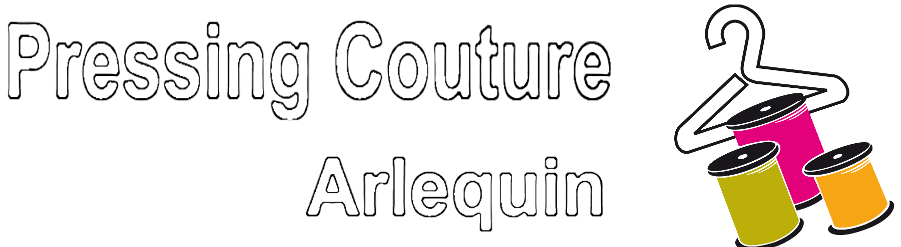 Arlequin pressing couture